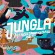 J U N G L A | Agencia de publicidad. Um projeto de Design, Ilustração e Design gráfico de German Gonzalez Ramirez - 25.08.2015