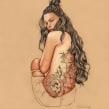 Looking for love. Un proyecto de Ilustración de Elena Pancorbo - 28.07.2017
