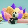 La Iluminación del Panda Cósmico. A Music, Audio, Animation, Character Design, Comic, and Character animation project by Jaime Alvarez Sobreviela - 10.06.2017