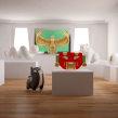 Inspiración Pre-Colombina (Tchoc). A 3D, Art Direction, Character Design, and Sculpture project by Jaime Alvarez Sobreviela - 10.06.2017