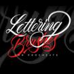 Lettering Brushes para Procreate. Un proyecto de Tipografía, Caligrafía y Lettering de Daniel Hosoya - 09.10.2017