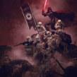 501st Legion: Vader's Fist VS Space Cockroachesoyecto 2. Un proyecto de Ilustración de Guillem H. Pongiluppi - 01.01.2017
