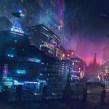 Ciudades Futuristas. Un proyecto de Ilustración de Guillem H. Pongiluppi - 01.06.2015