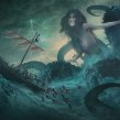 Mythic Battles Pantheon: Poseidon Expansion. Um projeto de Ilustração de Guillem H. Pongiluppi - 01.03.2016