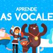 'Las vocales' (Parapachín). Um projeto de Animação de personagens de Moncho Massé - 10.09.2015