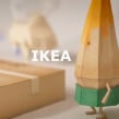 Carla González - IKEA SCHOOL OF DECORATION. A Advertising, Cop, and writing project by Carla González & Eva Morell - 11.16.2017