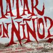 Cartel para ¿Quién puede matar a un niño?. A Design, T, pografie und Lettering project by Ivan Castro - 05.12.2017
