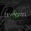 Lettering & Caligrafía 2017. A Design, Calligraph, and Lettering project by Daniel Hosoya - 01.02.2018