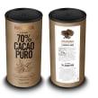 Havanna 70% Cacao Puro. Un progetto di Design, Illustrazione , e Packaging di Diego Giaccone - 24.01.2018
