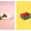 The food project . Un proyecto de Ilustración, 3D, Bellas Artes y Papercraft de Diana Beltran Herrera - 29.01.2018