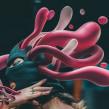 Beauty n Smok3d. Un proyecto de Ilustración, Fotografía, 3D y Dirección de arte de Zigor Samaniego - 08.02.2018