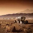 Atlas del Cosmos: Marte, una nueva Tierra. Un proyecto de Ilustración, Fotografía y Retoque fotográfico de Carles Marsal - 13.02.2018