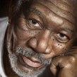 Morgan Freeman en Lápices de Colores. Un proyecto de Ilustración de Néstor Canavarro - 14.02.2018
