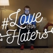 Lover for Haters en Pompeii. Um projeto de Social Media de Otman Amesnaou - 23.02.2018