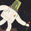 Diseño de Personajes - Pitch para comercial de Gallo. Un proyecto de Ilustración, Cine, vídeo, televisión, Diseño de personajes, Televisión, Animación de personajes e Ilustración vectorial de Gastón Caba - 01.03.2018