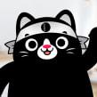 Aki, el gato chef. Un proyecto de Ilustración, Br, ing e Identidad, Diseño de personajes e Ilustración vectorial de Estudio Kudasai - 15.09.2016