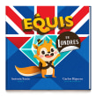 Equis en Londres. A Illustration, Character Design, Editorial Design, and Vector Illustration project by Carlos Higuera - 01.01.2014