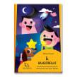 El bajaestrellas. A Illustration, Character Design, Editorial Design, and Vector Illustration project by Carlos Higuera - 01.01.2016
