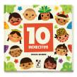 10 indiecitos. Un proyecto de Ilustración, Diseño de personajes, Diseño editorial e Ilustración vectorial de Carlos Higuera - 01.01.2016