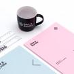 Díez&Bonilla rebranding. A Br, ing und Identität, Grafikdesign und Infografik project by relajaelcoco - 15.11.2017