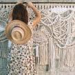 Commissioned Wall Art for a private residence. Un proyecto de Diseño, Diseño de complementos, Arquitectura interior, Diseño de interiores, Diseño de producto y Diseño de moda de Belen Senra - 25.04.2018