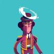 Matador. A Digital illustration project by Julian Ardila - 01.22.2018