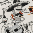 Empresarios del Andén. A Digital illustration project by Julian Ardila - 02.17.2014