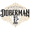 Doberman Barbershop. Um projeto de Design, Ilustração, Tipografia e Lettering de Havi Cruz - 10.05.2018