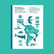 UNESCO Reservas de la Biosfera. Un proyecto de Ilustración, Dirección de arte y Diseño gráfico de Del Hambre - 21.05.2018