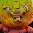 Dragon. Un proyecto de Diseño de personajes, Bellas Artes, Pintura, Escultura y Diseño de juguetes de Mitote Rodela - 28.05.2018