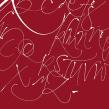 Alfabeto Cristal. Un proyecto de Diseño, Artesanía, Bellas Artes, Tipografía y Caligrafía de Silvia Cordero Vega - 02.06.2018