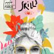Art Skills. Un proyecto de Ilustración, Diseño de carteles e Ilustración de retrato de Beatriz Ramo (Naranjalidad) - 15.04.2018