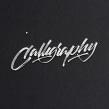 Experimentos con el tiralíneas . Un proyecto de Diseño gráfico, Caligrafía y Lettering de Daniel Hosoya - 02.10.2017