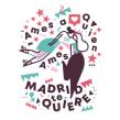 AYUNTAMIENTO DE MADRID. Gay Pride 2018. A Design & Illustration project by Del Hambre - 06.29.2018