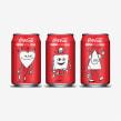 Coca-Cola. Un proyecto de Ilustración y Diseño gráfico de HolaBosque - 10.07.2018