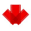 Festival De Cine Canadiense De Madrid. A Design, Grafikdesign und Logodesign project by David Duprez - 07.08.2018