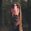 Your own personal Jesus. Um projeto de 3D, Design de personagens, Animação de personagens e Concept Art de Matias Zadicoff - 29.08.2018