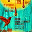 """Cartel """"Son Canciones al Bosc"""". Um projeto de Ilustração, Música e Áudio e Design de cartaz de Oscar Giménez - 13.09.2018"""