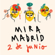 MIRA MADRID. Un proyecto de Creatividad y Diseño de carteles de José Antonio Roda Martinez - 02.06.2018