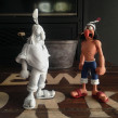 Patoruzú. Un proyecto de 3D, Escultura, Cómic, Modelado 3D, Concept Art y Diseño de personajes 3D de Matias Zadicoff - 17.09.2018