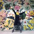 Un mural botánico. Un proyecto de Ilustración, Bellas Artes y Pintura de Lucila Dominguez - 19.10.2018