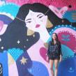Mural Mercado Gastronómico . Um projeto de Ilustração e Arte urbana de Ely Ely Ilustra - 19.10.2018