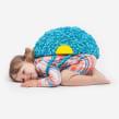 """Colección """"Cuncha"""", proyecto en  colaboración con Cucuducho: diseños minúsculos  para niños. Um projeto de Artesanato e Design de produtos de Idoia Cuesta - 29.10.2018"""