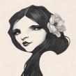 MAGNOLIA. Un proyecto de Ilustración y Dibujo de Dani Blázquez - 06.11.2018