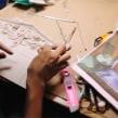 Making Of - Desvelados/Banca EVO - . Un proyecto de Animación y Stop Motion de Becho y MAB _ Can Can Club - 13.08.2014