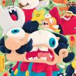 THE SUPER MARIO SUPER ART SHOW!. Un proyecto de Diseño de personajes de Christian Michel - 19.11.2018