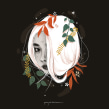 Lalo. Un proyecto de Ilustración, Ilustración digital e Ilustración de retrato de Beatriz Ramo (Naranjalidad) - 28.01.2019