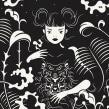 Universos (Serigrafía). A Illustration, and Screen-printing project by Violeta Hernández - 08.23.2018