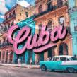 Vintage Cars. A Design, T, pografie und Lettering project by Nubia Navarro (nubikini) - 11.02.2019