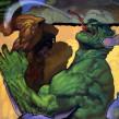 The Last Avengers Story. Un proyecto de Cómic de Ariel Olivetti - 11.02.1994